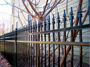 Steel Fence / Picket Fence