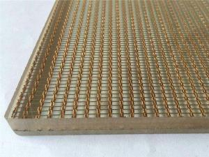 Glass Laminated Wire Mesh
