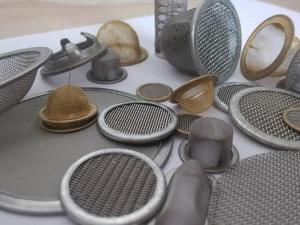 Wire Mesh Filter and Discs