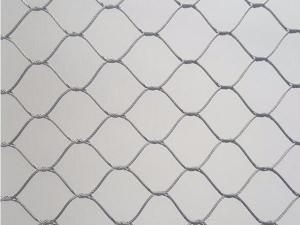 Knotted Stainless Steel Wire Mesh Netting