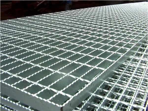 Industrial Steel Floor Grate